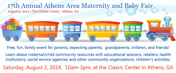 Athens Maternity and Baby Fair 2014