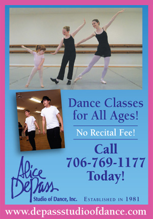DePass Studio of Dance - classes for all ages