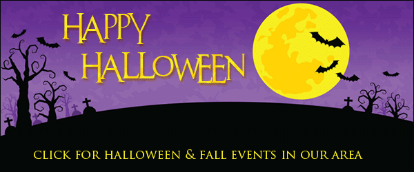 Halloween and fall events in our area