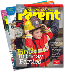 Athens Parent Magazine