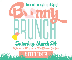 Bunny Brunch at The Classic Center