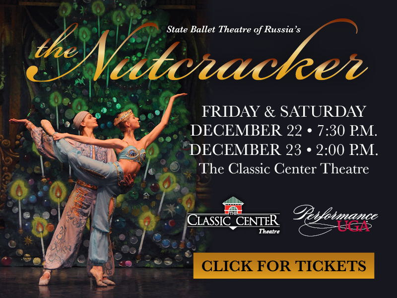 The Nutcracker at The Classic Center